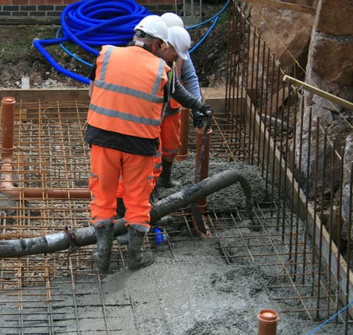guide to laying concrete